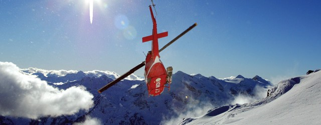 Like a flying grain thresher, our Bell 205 rattles its way high above British Columbia's magnificent Selkirk range, heading for Ghost Peak. At the controls, wearing a baseball hat and […]