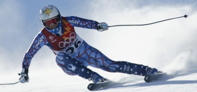 High in the Andes, Picabo Street, the world's most famous woman skier, is posing, like a fashion model, on a pile of cushions in a sunlit window seat. Behind her, […]